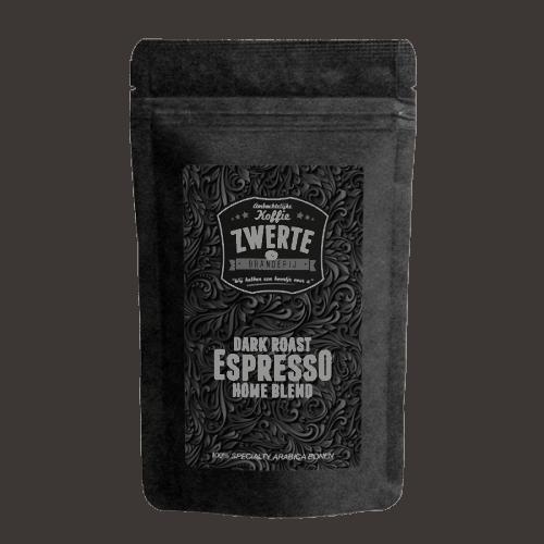 Home Blend Dark Roast Espresso origine blend koffie