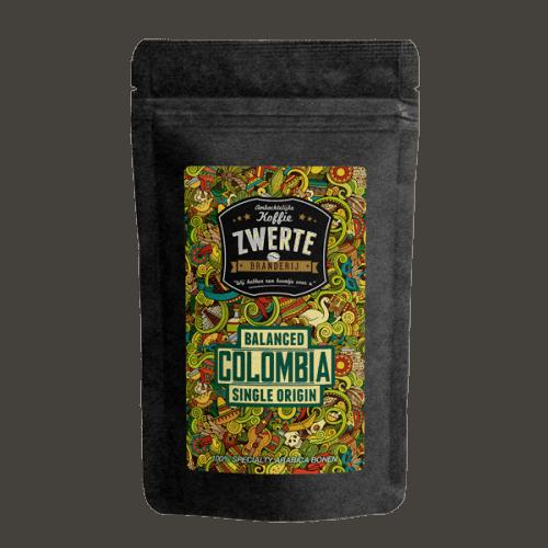 Colombia single origine koffie