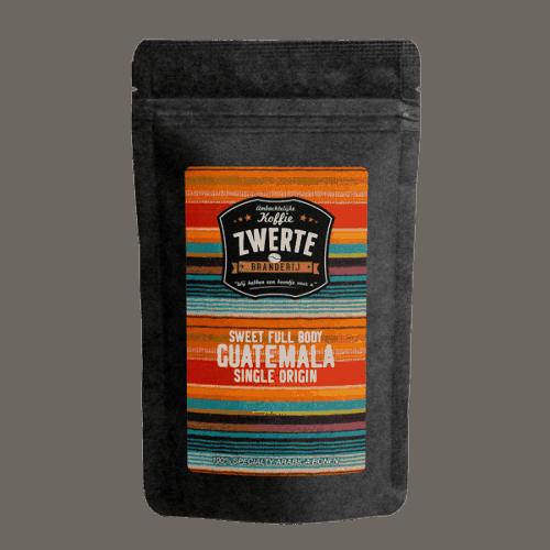 Guatemala single origine koffie