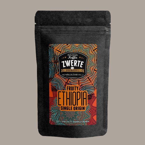 Ethiopia single origine koffie
